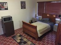 Furnished room for rent close to everything.  block