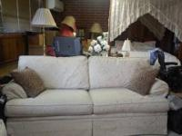 Flexsteel Sofa and Love seat, traditional comfortable