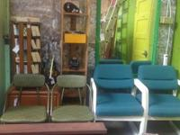 Furnishings (Agora downtown Athens).  Redesigns by