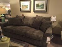 Levin Furniture, Deep Couch & Oversized Chair! Lived