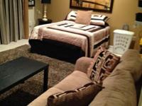 Furniture and Dcor package: includes loveseat with 2