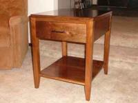 I have designed and built several pieces of furniture