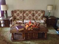 * PRICE REDUCED AGAIN - $450.00 *. COUCH - LOVESEAT -