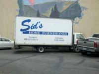 We have years of experience delivering furniture,