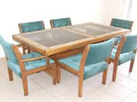 HAVE 4 DIFFERENT PIECES OF FURNITURE FOR SALE ALL IN