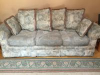 Selling our Sofa Set which are in good condition.