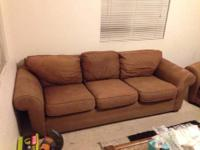 Moving out of state. Sofa, loveseat, coffee table,