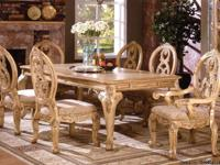 This Furniture of America Tuscany Pedestals Collection