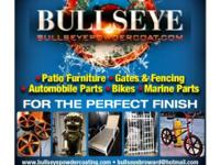 Bullseye Powder Coating 2848 Stirling Rd # A.
