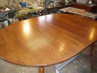Complete repair or refinish of any newer furniture.
