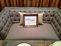 wanting to get your antique piece reupholsterd, we can