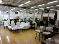 New Furniture & Home Decor closeouts priced at 50-80%