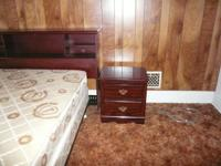 I CLOSING HOME Double Bed with dresser and bedside
