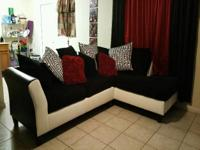 Type:Living RoomType:Sofas Leather and Microfiber