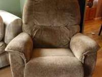 items left Recliner 50.00 TV 50.00 All in good