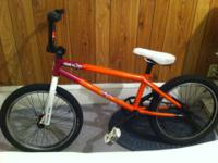 I have a Fuse 3 specialized BMX bicycle. It was my