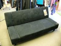It's a couch! It's a bed! Quickly converts from one to