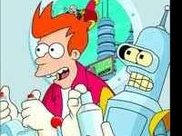 Futurama: A Flight to Remember, Futurama: Mars