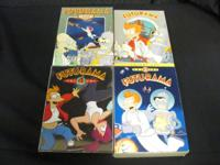 For Sale: Futurama Volume 1-4 box sets.  These are all