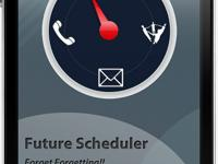 Future Scheduler is a cool app developed by Appsicum