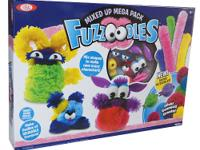 Make oodles of reusable Fuzzoodle combinations with the
