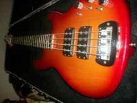 UP FOR SALE...2005 MODEL G AND L L-2000 BASS GUITAR.