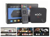 2014 MX3 III Android MX3 TELEVISION Box S802 Quad Core