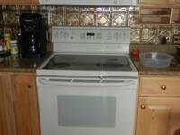 "G.E. Profile ""Bisque"" color appliances. Selling due to"