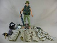 "I have a 1996 G.I. Joe 12"" Action Figure available for"