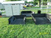 G M BED LINER WITH TAILGATE COVER: GOOD CONDITION, FITS