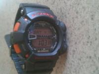 Have a good condition G-Shock for sale. AUTHENTIC!!