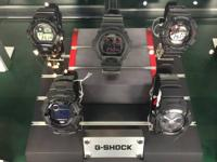 LaBosco Jewelry Castle now lugs the whole G-Shock line