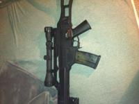 I have a TSD G36K and a CA MP5 for sale. Both guns are