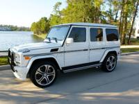 YOU ARE VIEWING A 2010 G55 WITH A BRABUS PACKAGE. IT