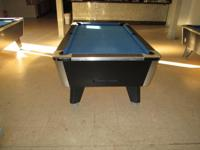 GA Eagle Drop Pocket Pool Table Brand New 7Ft Membe;