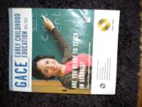 GACE early childhood education 001, 002 Study Guide.