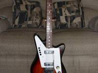 An Italian made mid 60's Galanti guitar. It is in very