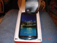 AT&T Galaxy 4S Active in dive blue. Unlocked for other
