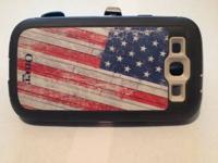 I have a really nice Galaxy s3 American Flag otter box