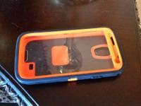 Galaxy S4 otter box real tree edition,  be seen and