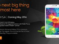 WERE YOU WAITING FOR THE GALAXY S5? WELL NOW IS OUT FOR