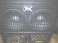Im selling my Gallein Krueger 2 10 BLX Bass cab for