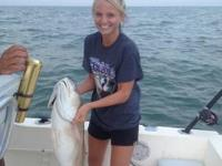 We are a fishing guide service from Galveston, TX. We
