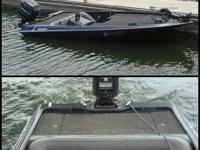 19ft 3in GAMBLER bass boat Mercury Xr6 150hp Motor