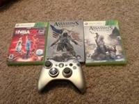 I am selling my assassins creed with the harden case.