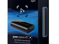 Elgato HD Game Capture - utilized to record during game