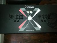 X-arcade game controller: additional huge with track