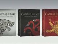 I am selling the Game of Thrones 3 season box set for