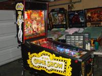 This is an excellent condition Game Show pinball
