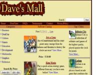 Dave's Mall is one of the largest online software